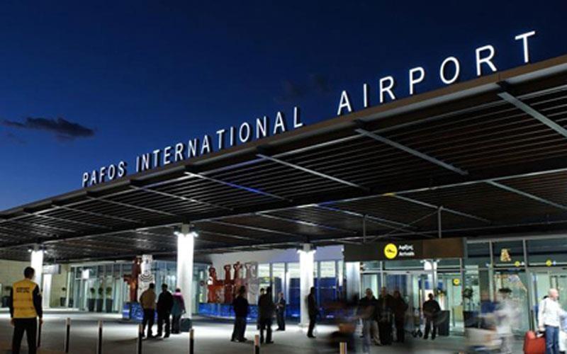 Περιορισμένες πτήσεις τον Απρίλιο στο αεροδρόμιο Πάφου- Συγκρατημένα  αισιόδοξη η Hermes Airports - Pafos Press