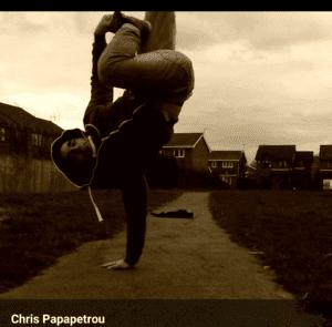 Χρίστος Παπαπέτρου - Break dance - Hip Hop